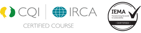 IRCA & IEMA certified training centre