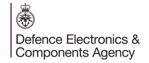 Defence Electronics And Components Agency